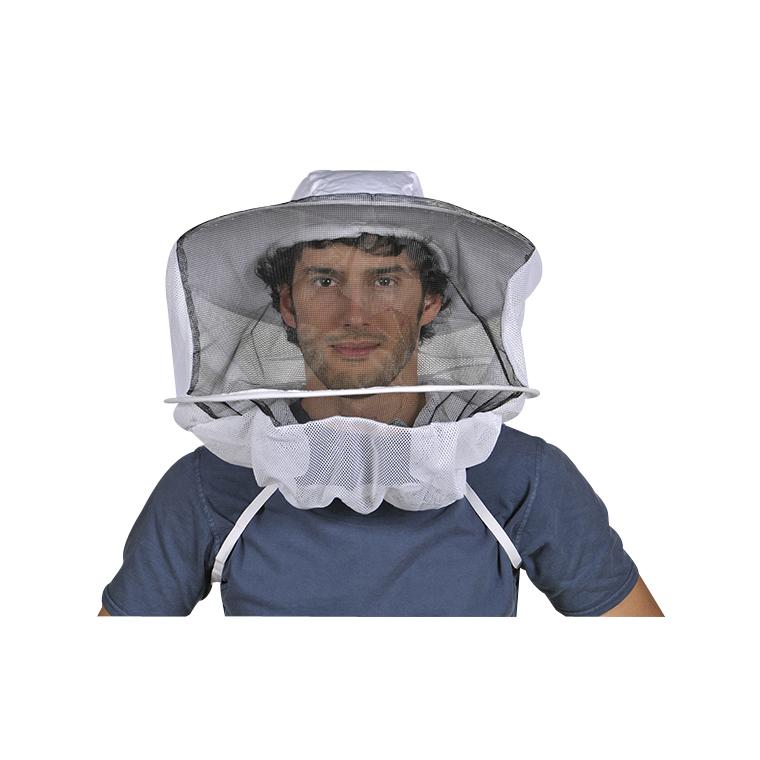 Chapeau + Voile pour apiculture 41x41x1