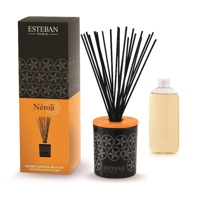 Bouquet rechargeable au parfum de Néroli Esteban - 100 ml 215202