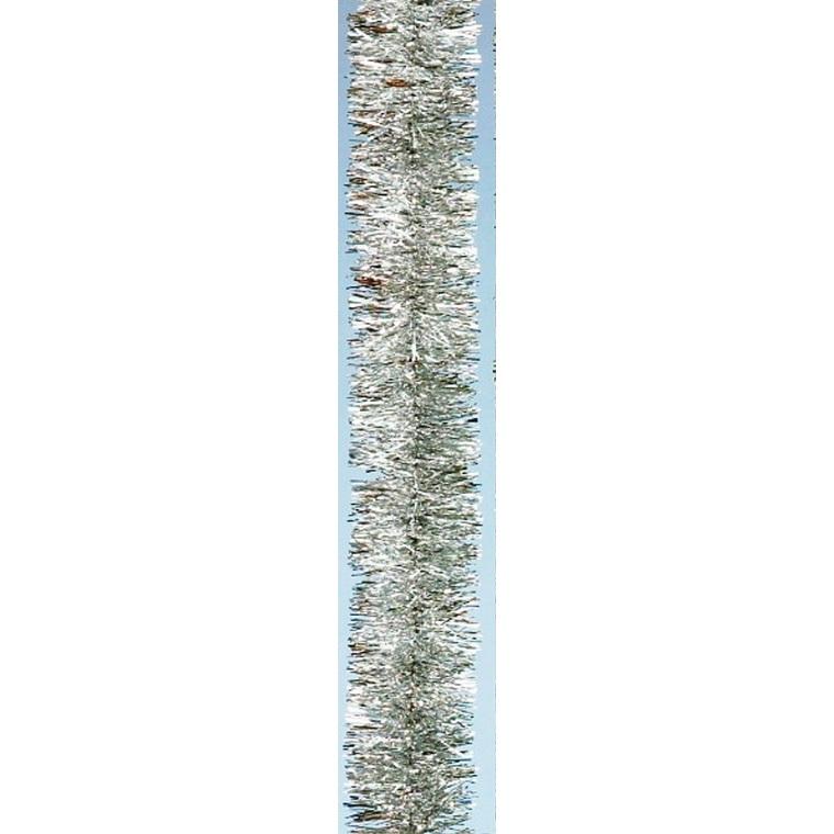 Guirlande clinquante Argentée fine 216005