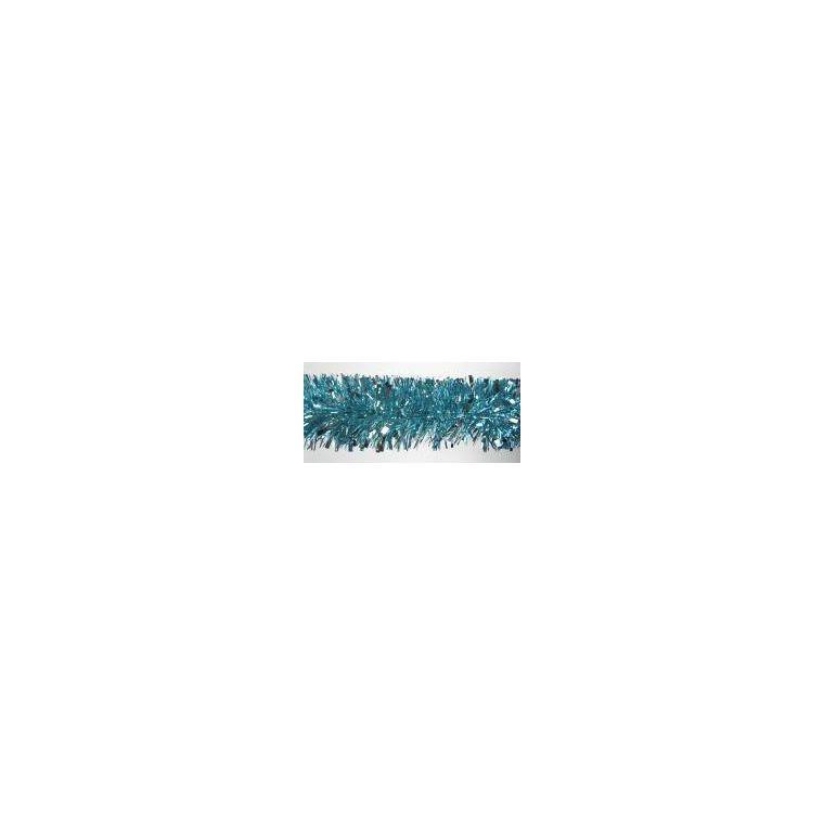 Guirlande à facettes couleur bleue
