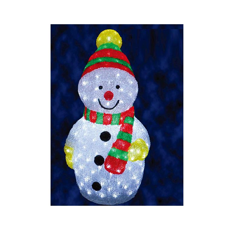 Bonhomme de neige 90 cm 216807