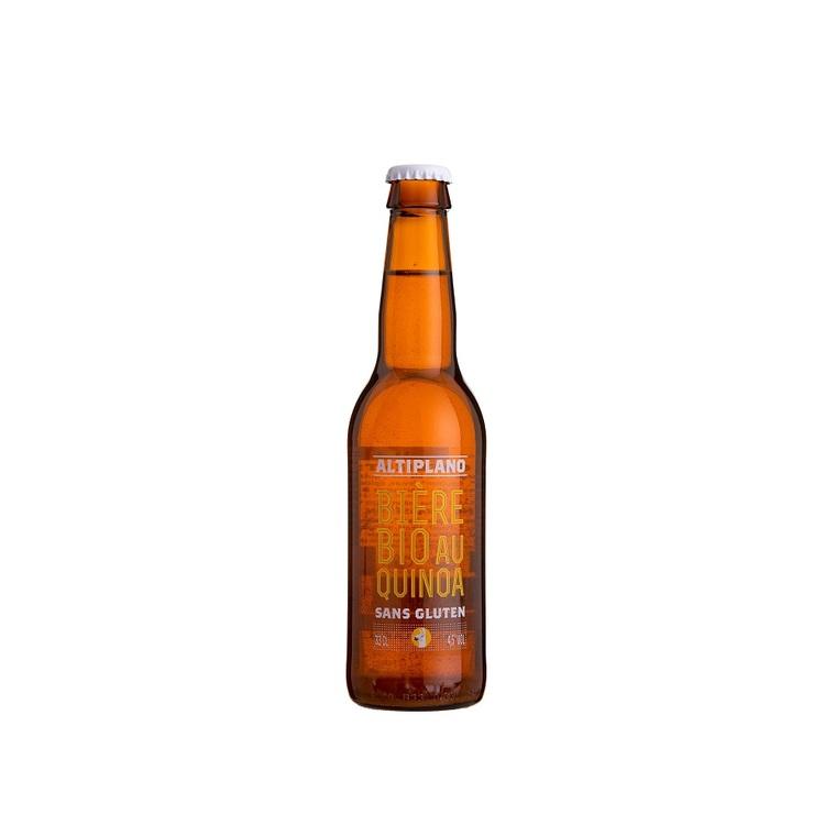 Bière du Lama sans gluten 33 cl 216811