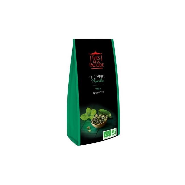 Thé Vert Grand Cru à la Menthe - 110 g 217260