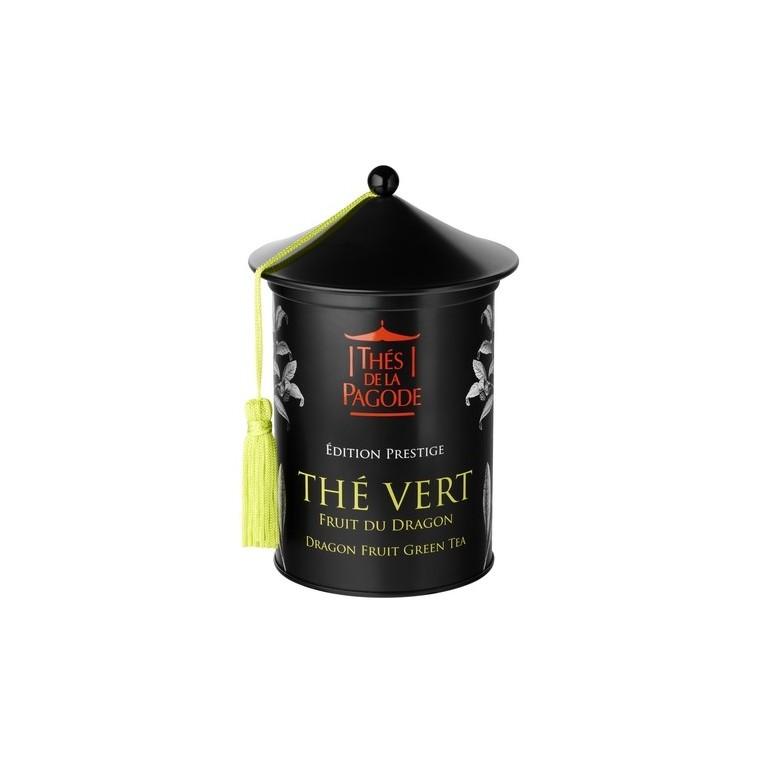 Thé Vert Grand Cru Fruits du Dragon - 100 g