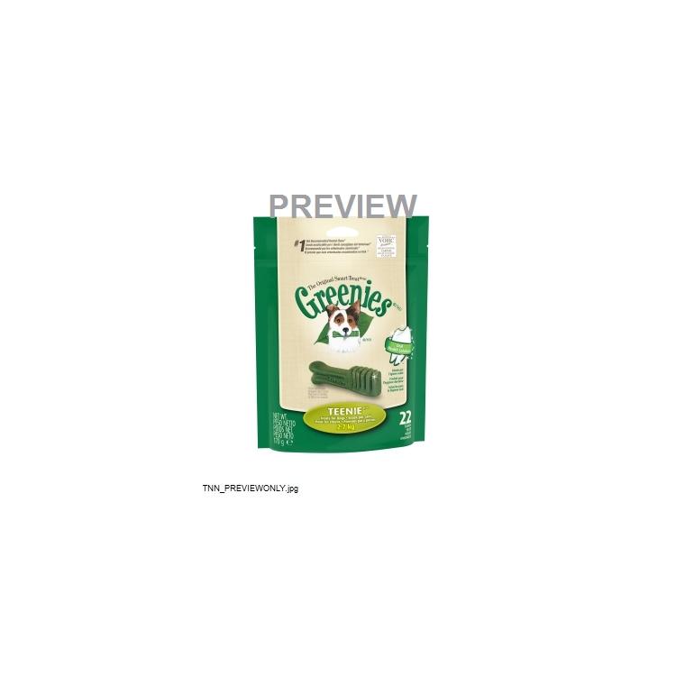 Greenies Teenie Pack 170 G