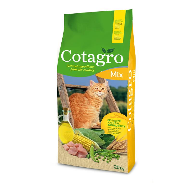 Croquettes pour chat Cotagro Mix 4 kg 218052