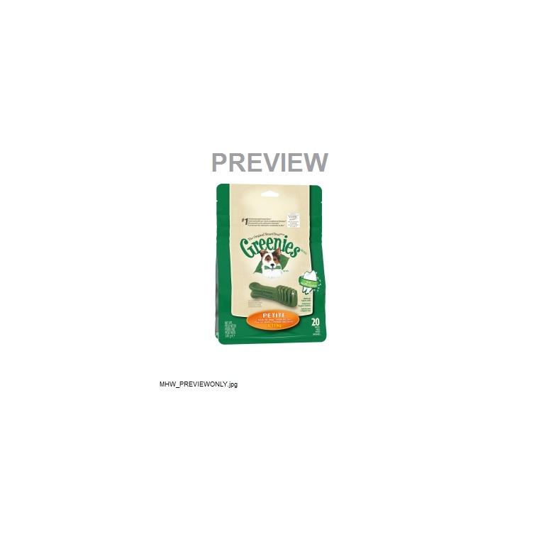 Greenies Petite Big Pack 340 G 218238