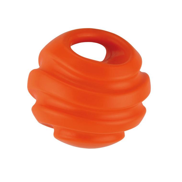 Balle à relief orange 219087