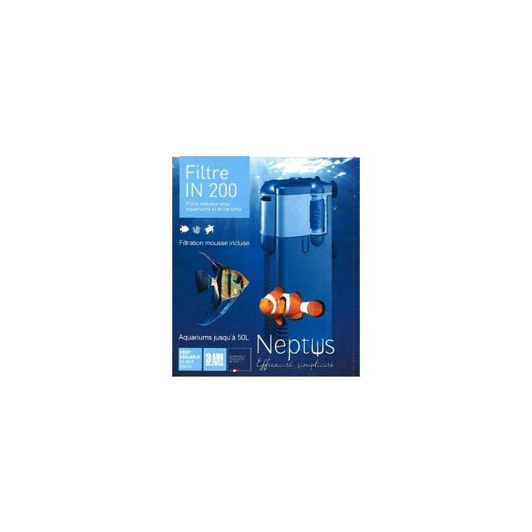 Filtre intérieur NEPTUS IN 200 219907