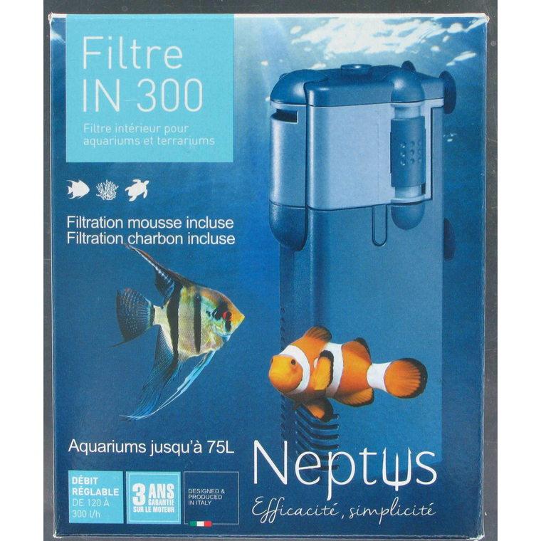 Filtre intérieur NEPTUS IN 300