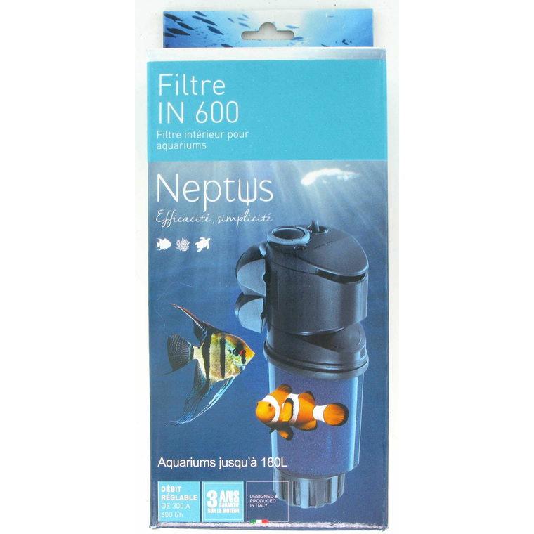 Filtre intérieur NEPTUS IN 600
