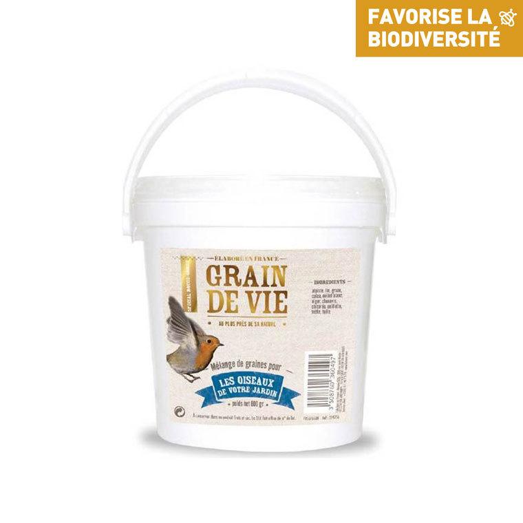 Mélange de graines premium spécial rouge-gorge - 800 g 222155