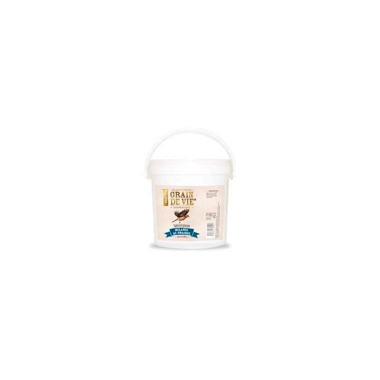 Mélange de graines premium pour pinson de 800 g 222157