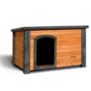 Niche chien bois FSC Xtreme Log Cabin L