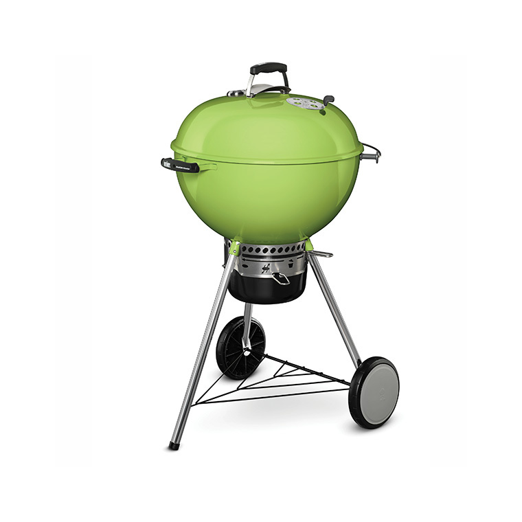 Barbecue à charbon WEBER Master-touch GBS D. 57 cm vert 222678