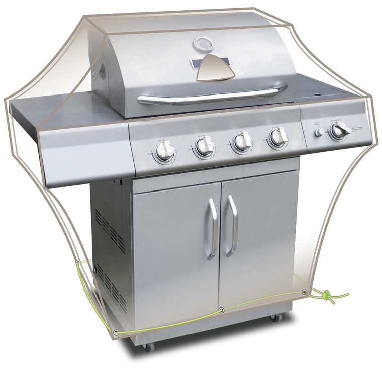 Housse pour barbecue 222777
