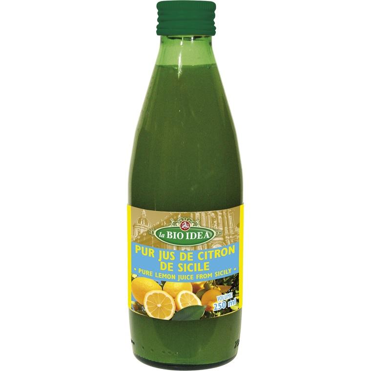 Jus de citron vert Lime – Bouteille de 25 cl 222830