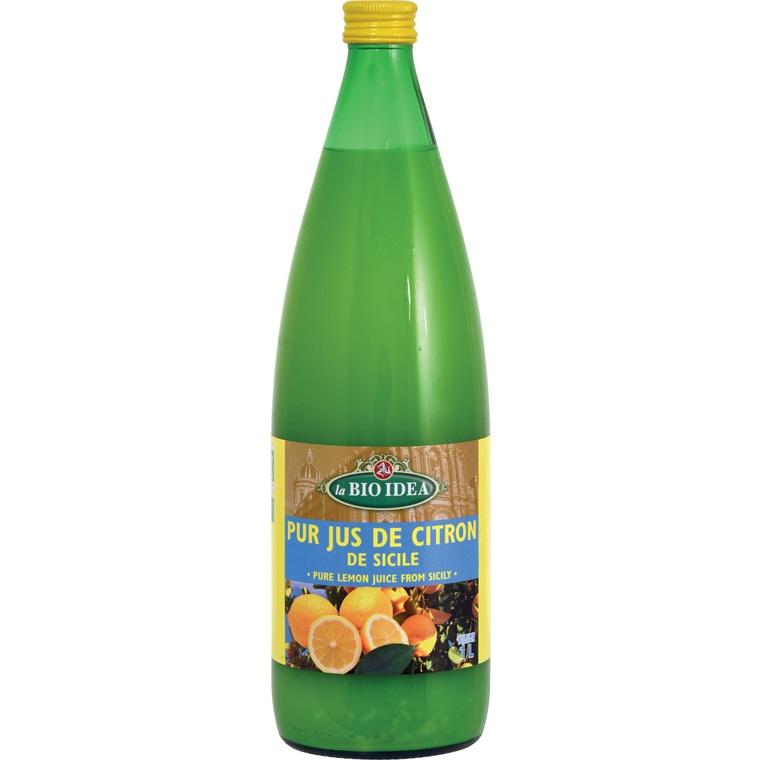 Jus de citron 1 L 222831