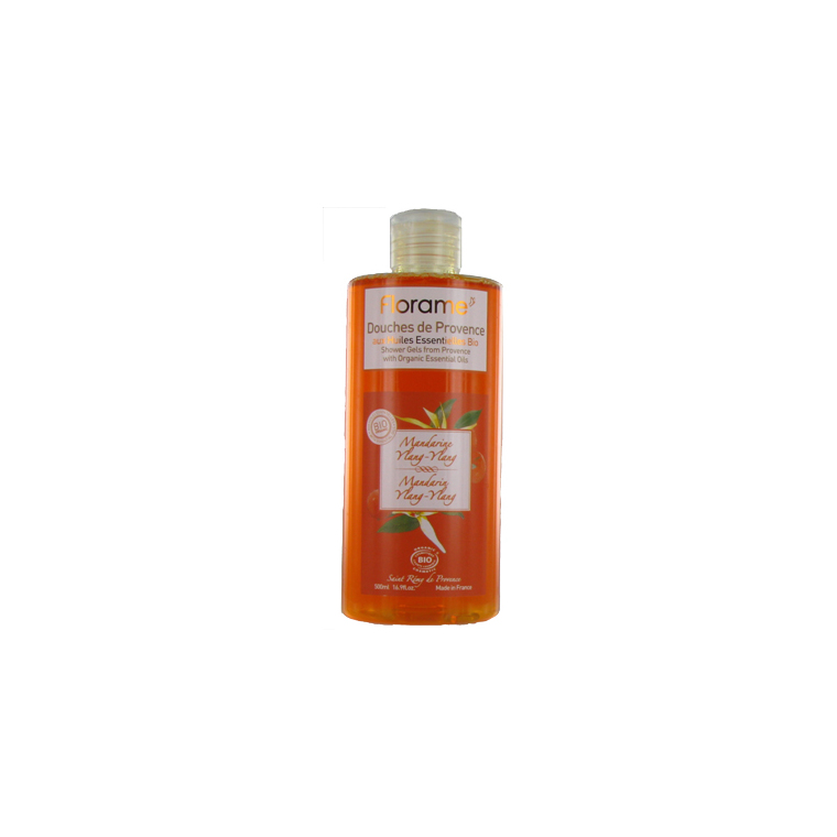 Gel douche de Provence Orange Mandarine 1 L 223238