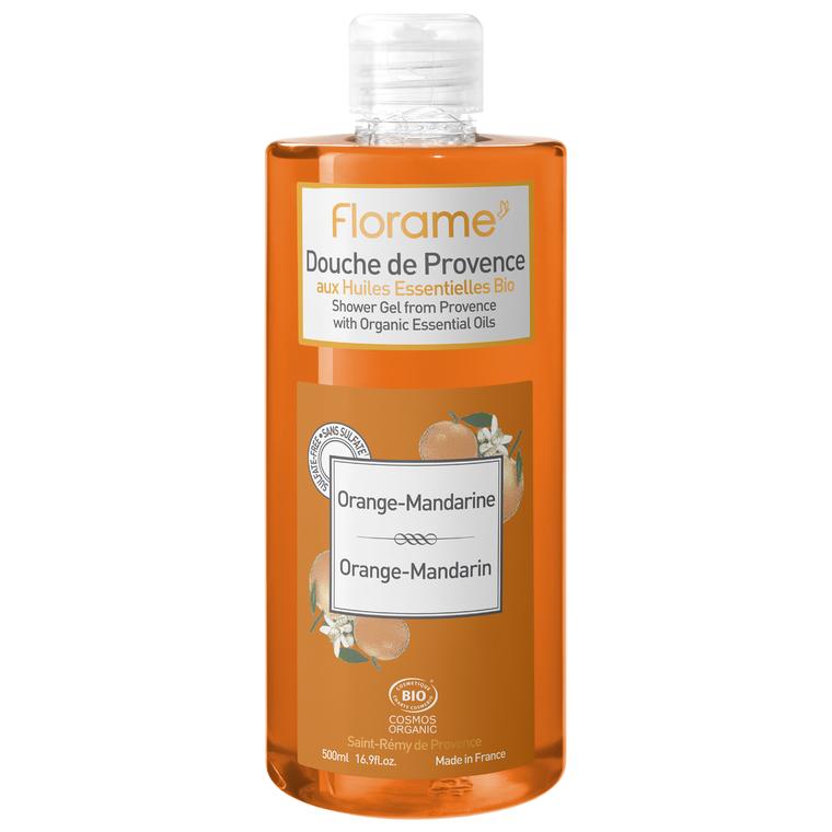 Gel douche de Provence Orange Mandarine 500 ml 223241