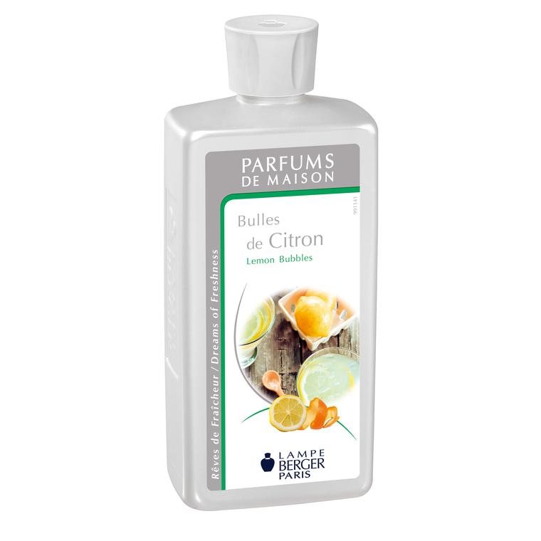 Parfum Bulles de citron pour Lampe Berger 500 ml 223270