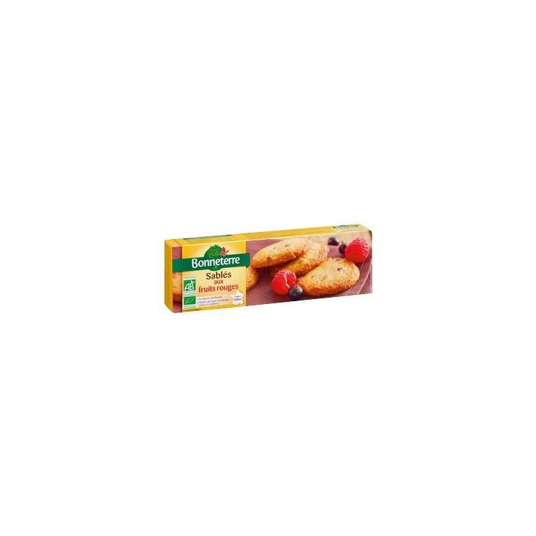 Sablés aux fruits rouges 150 g 224051