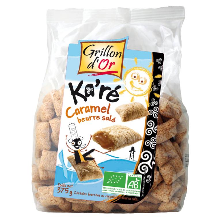 Ka'ré fourrés Caramel bio - 375 gr 224157