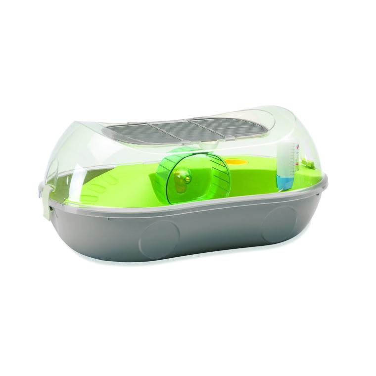 Cage Spelos XL entry pour souris ou hamster 3 couleurs assorties 225530