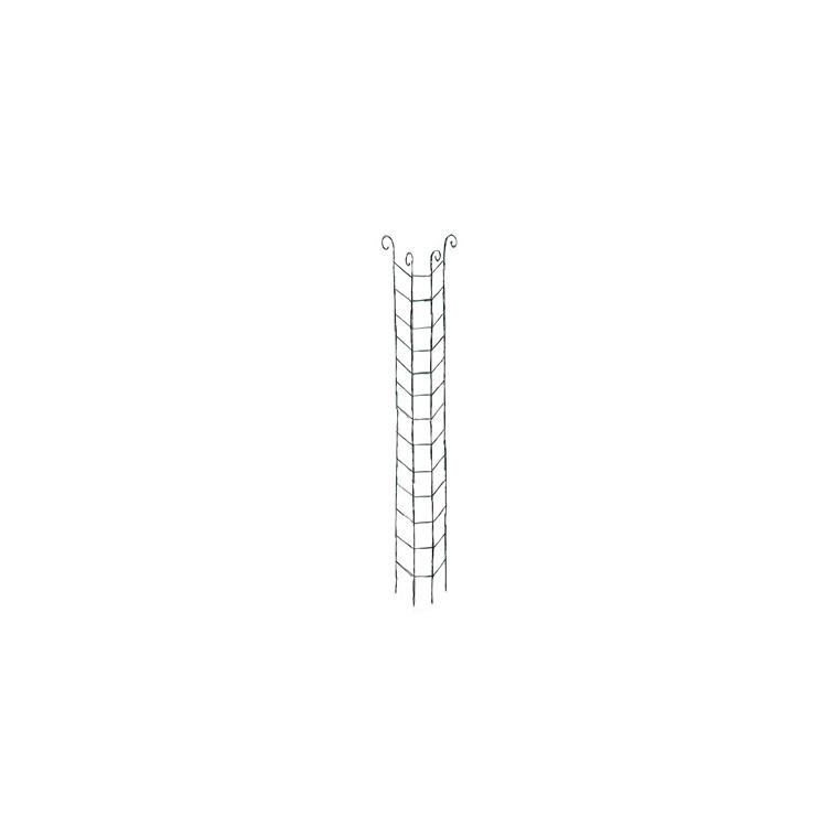 Colonne grimpante volute 180 cm 227004