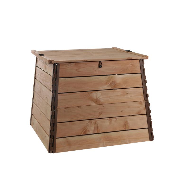 Composteur bois 500 litres