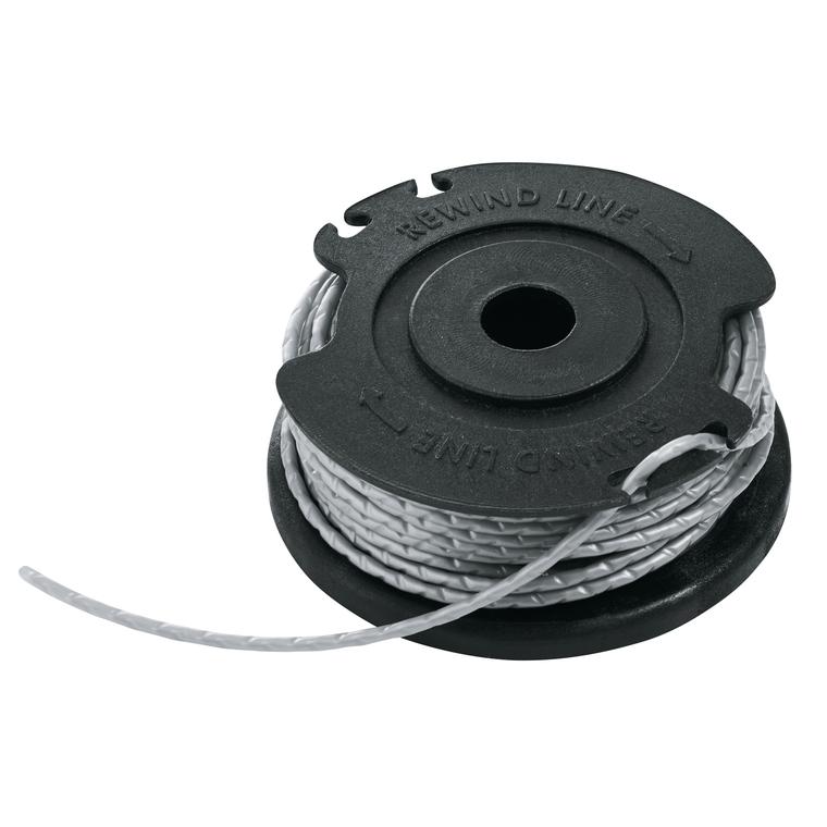 Bobine de fil pour coupe bordure 4 m x Ø 1,6 mm 227772