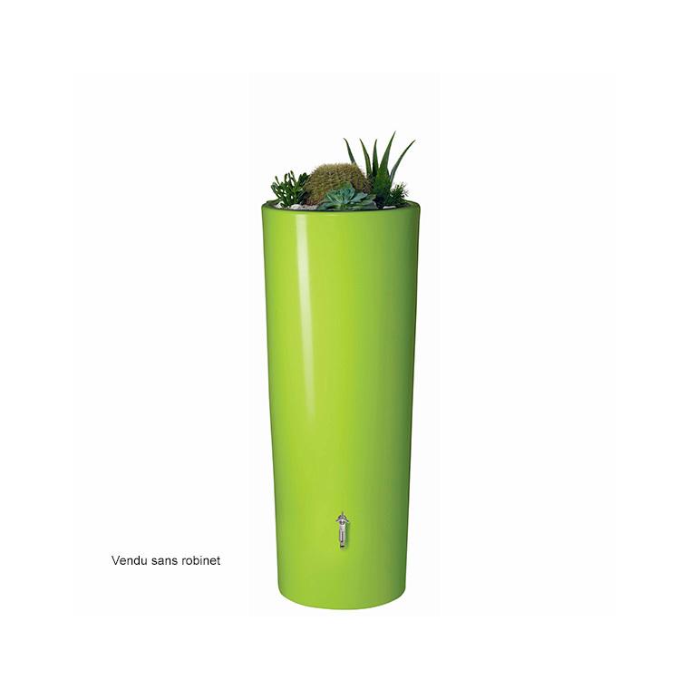Récupérateur à eau color 350 litres apple 227800