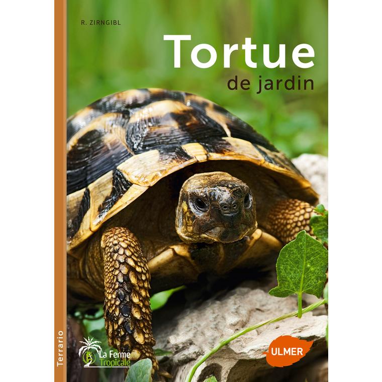 Tortue de Jardin 96 pages Éditions Eugène ULMER 228870