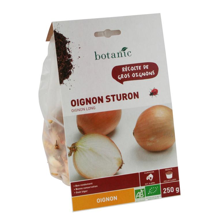 Bulbes d'oignon Sturon AB bio 250 g 229040