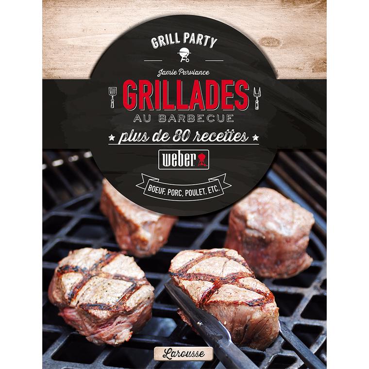 Livre de recettes «Grillades au Barbecue» 229591