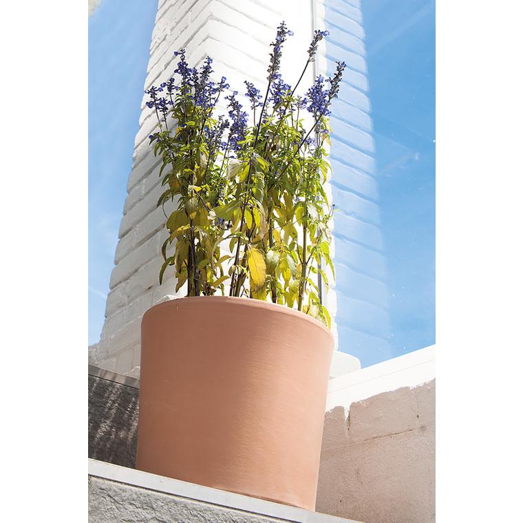 Vase Cilindrico clair D25 x H21 230361