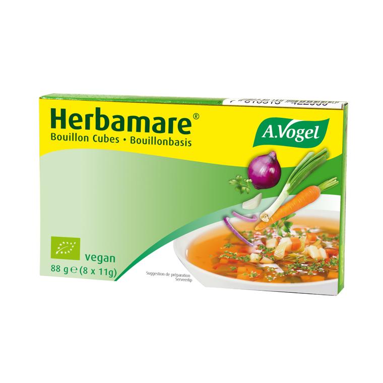 Cubes de légumes Herbamare 230605