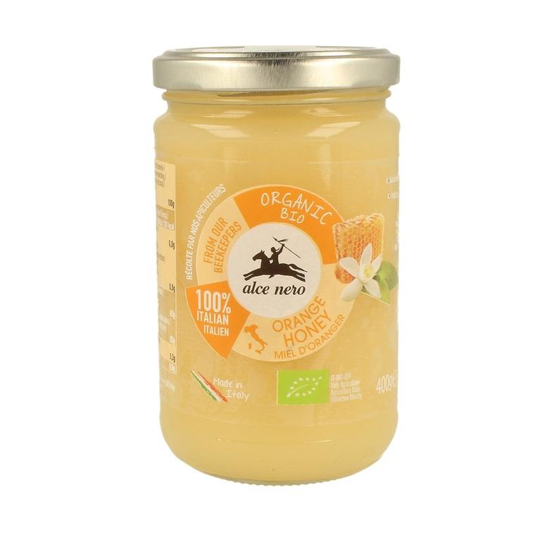Miel Oranger pot 400g 231442