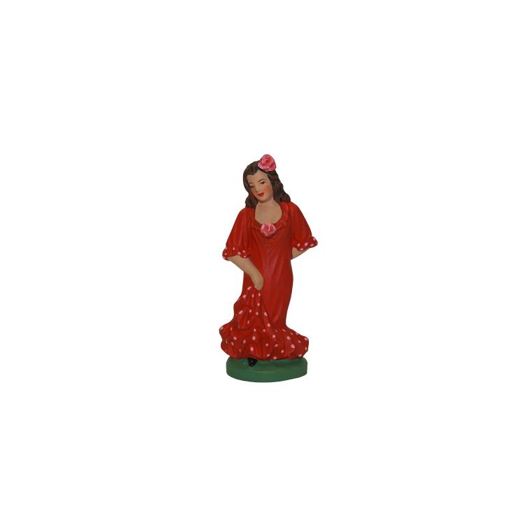 Danseuse de Flamenco 7 cm