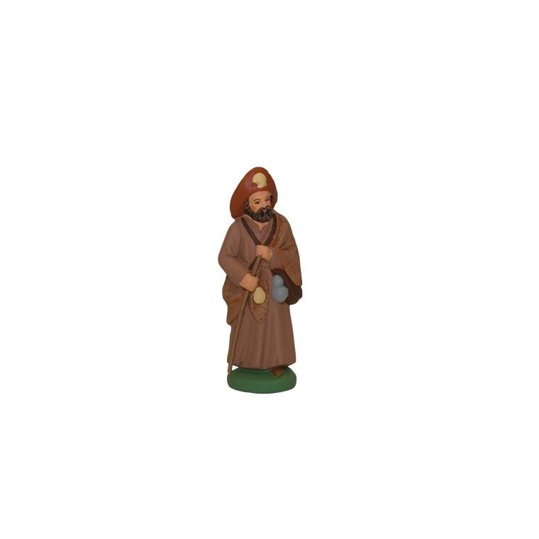 Saint Jacques de Compostelle 7 cm 231613