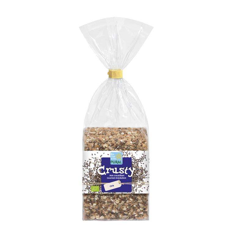 Crusty aux graines de Chia - 200 gr 233827