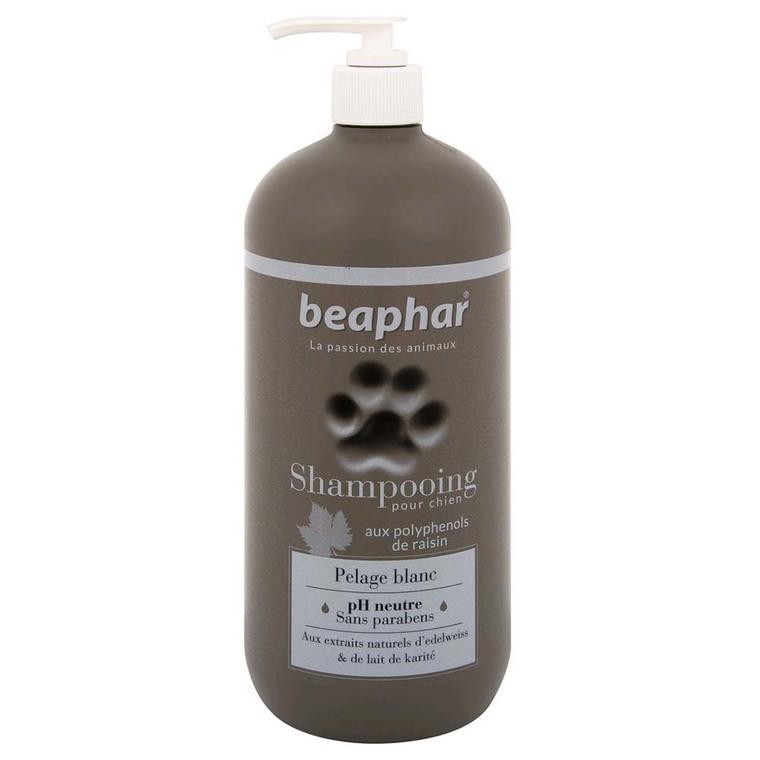 Shampoing Premium pelage blanc pour chien 750 ml 233951