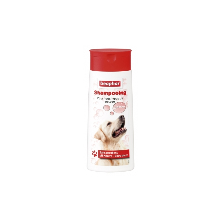 Shampoing Bulles Tous Pelages 250 ml