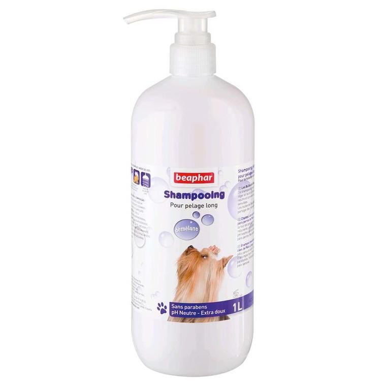 Shampoing Bulles Démêlant pour chien 1 L 233969