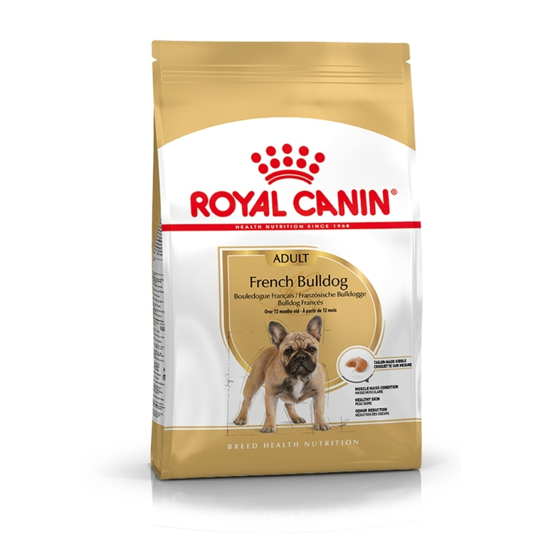 Bouledogue Français Adult Croquettes pour chien adulte en sac 9 kg