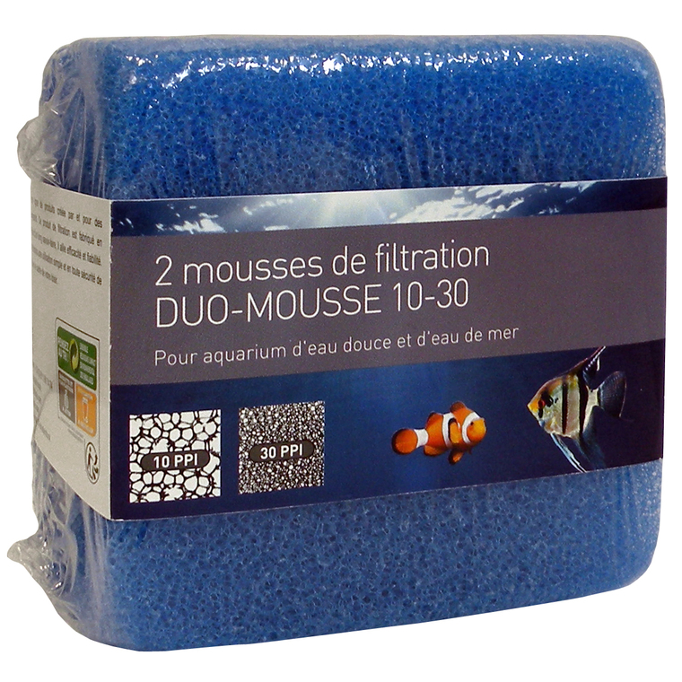 Duo-mousse Neptus