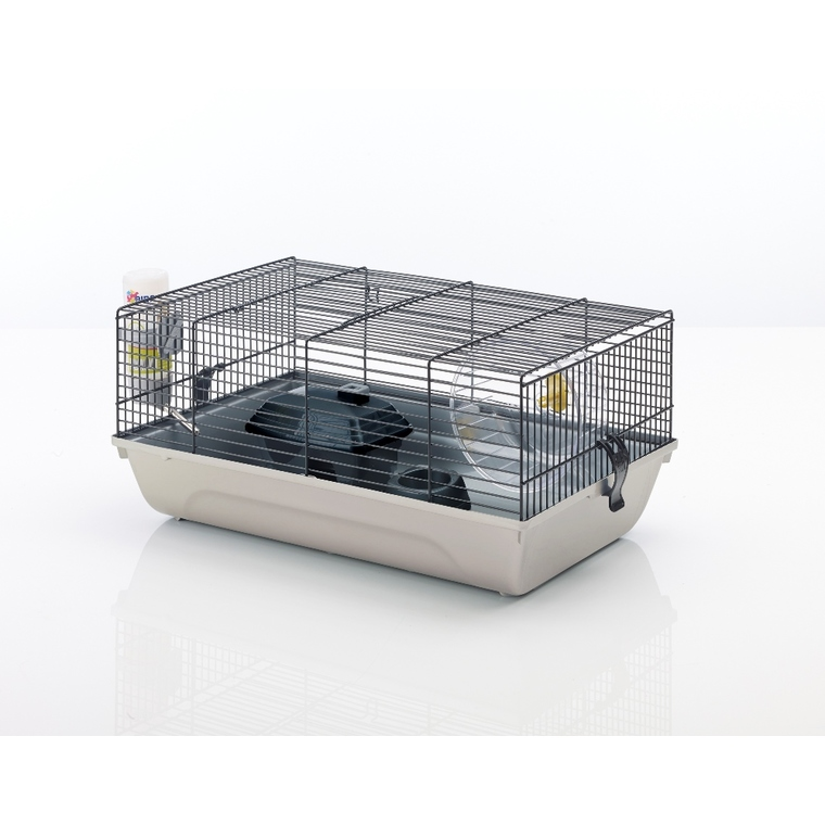 Cage Martha Blanche Blanc 46.5x29.5x21cm 234280