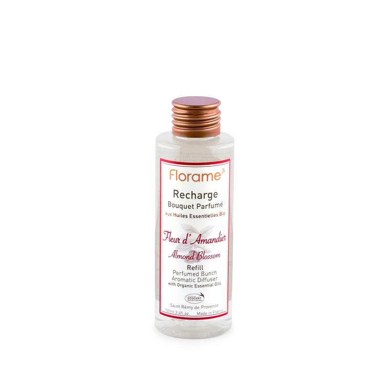 Recharge bouquet parfumé Fleur d'Amandier 100 ml 234297