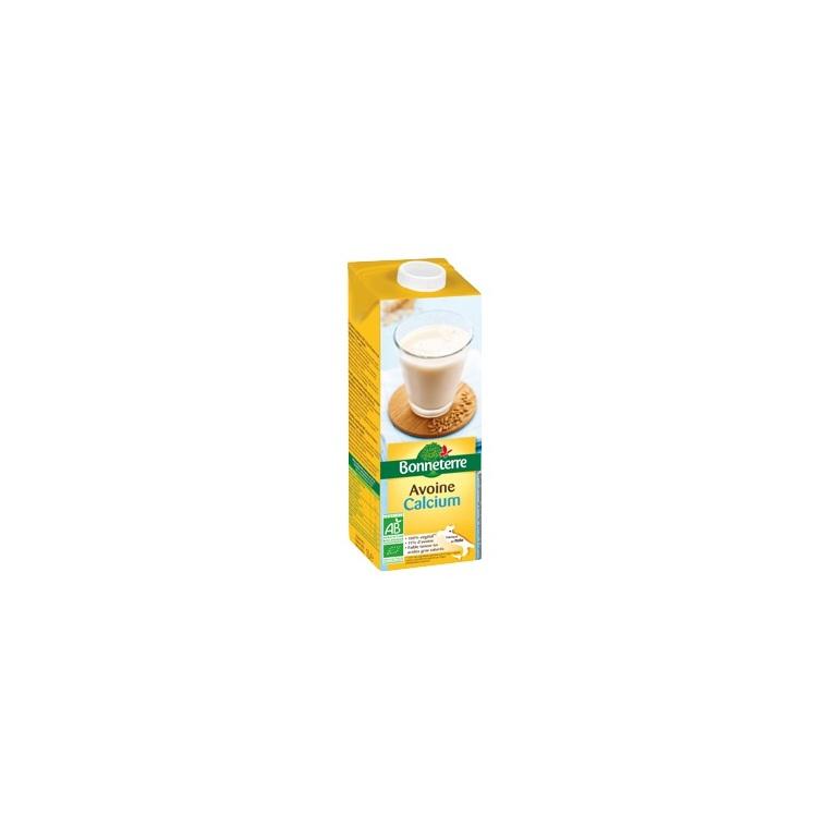 Boisson avoine calcium - 1 L