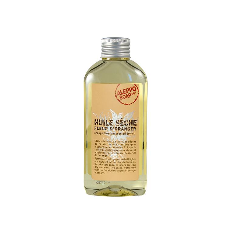 Huile de soin sèche à l'oranger 150 ml
